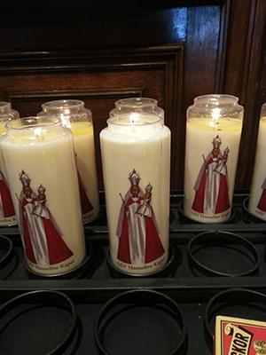 Noveen candles